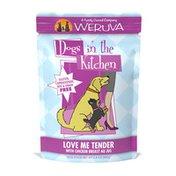 Weruva Love Me Tender with Chicken Breast Au Jus