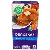 Food Club Blueberry Pancakes