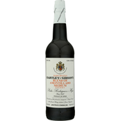 Hartley & Gibson's Amontillado Medium Sherry