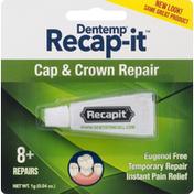 Dentemp Cap & Crown Repair