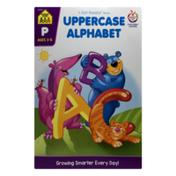 School Zone Get Ready Book! Uppercase Alphabet