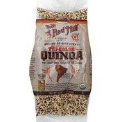 Bob's Red Mill Quinoa, Tri-Color, Organic Whole Grain