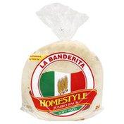 La Banderita Tortillas, Flour, Homestyle, Jumbo Pack