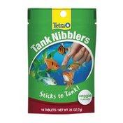 Tetra Tank Nibblers Sticks to Tank