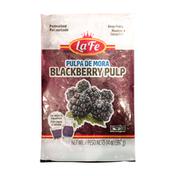 La Fe Blackberry Pulp