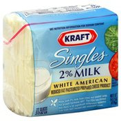 Kraft Cheese Product, Pasteurized Prepared, White American