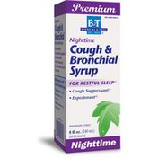 Nature's Way Boericke & Tafel® Nighttime Cough & Bronchial Syrup