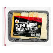 SB Ahold Assortment Tray Entertaining Cheese Selection Variety Pack