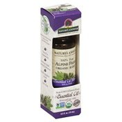 Nature's Answer Essential Oil, Organic, Alpine Fresh