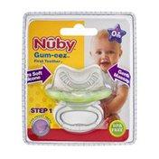 Nûby Gum-eez First Teether 0m+