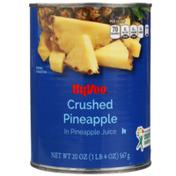 Hy-Vee Crushed Pineapple In Pineapple Juice