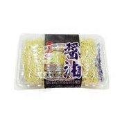 Sun Noodle Shoyu Ramen, Fresh Ramen Noodles with Soy Sauce Soup Base