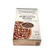 Paolo's Borlotti Beans