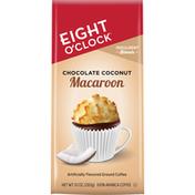 Eight O'Clock Coffee Coffee, Ground, Chocolate Coconut Macaroon