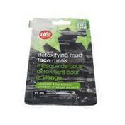 Life Brand Charcoal Detoxifying Mud Face Mask