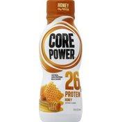 Core Power Milk Shake, High Protein, Honey