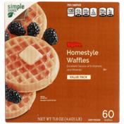 Hy-Vee Homestyle Waffles