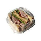 Boar's Head Black Forest Ham & Gold Swiss Sandwich