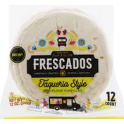 Frescados Flour Tortillas, Taqueria Style, Mini