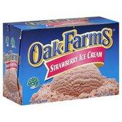 Oak Farms Ice Cream, Strawberry