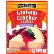 Best Choice Graham Cracker Crumbs