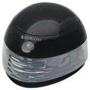 SpaRoom Black Aromafier Portable Fragrance Diffuser