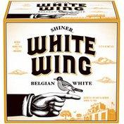 Shiner White Wing Belgian White Beer