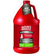 Nature's Miracle New Formula Just for Cats Advanced Formula Stain & Odor Remover
