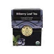 Buddha Teas Bilberry Leaf Tea Bags