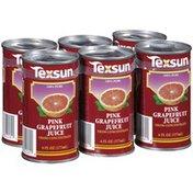 Texsun Unsweetened Pink Grapefruit Juice