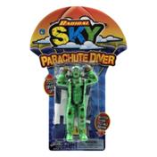Radical Sky Parachute Diver
