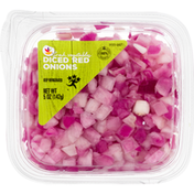 Ahold Onions, Red, Diced