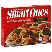 Smart Ones Beef & Asian Style Vegetables