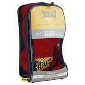 Everlast Youth Boxing Gloves - 6 oz. - Red