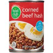 Food Club Corned Beef Hash