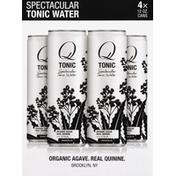 Q Mixers Water, Tonic, Spectacular