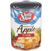 Shurfine Premium Apple Pie Filling