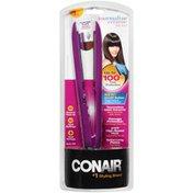 Conair Straightener, Ceramic, 1 Inch