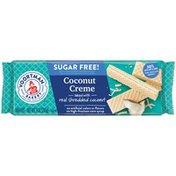 Voortman SF Coconut Creme Wafer