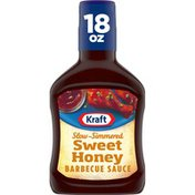 Kraft Sweet Honey Slow-Simmered Barbecue Sauce