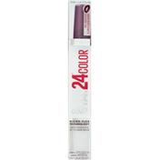Maybelline Lipstick, 24 Color, Frozen Rose 315