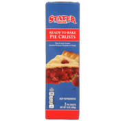 Stater Bros Ready-To-Bake Pie Crusts