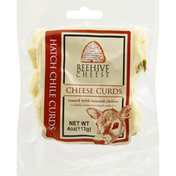 Beehive Cheese Co. Cheese Curds, Hatch Chile
