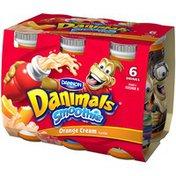 Danimals Orange Cream Smoothies