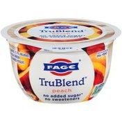 FAGE Peach Greek Strained Yogurt