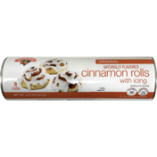 Hannaford Cinnamon Rolls