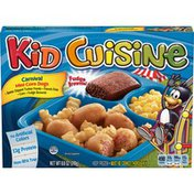 Kid Cuisine Carnival Mini Corn Dogs Meal
