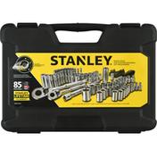 Stanley Mechanics Tool Set, 85 Piece