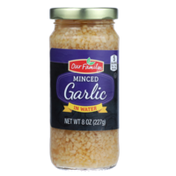 Our Family Minced Garlic In Water