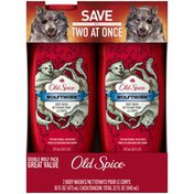 Old Spice Wild Collection Wolfthorn Body Wash